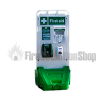 Jonesco Green Mobile Display Point With Lid