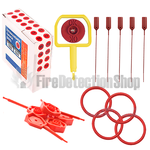 ExtinguisheExtinguisher Service Pack - Red