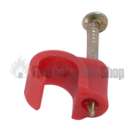 7-8mm Round Cable Clips