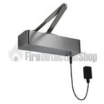 Responder 24 Electromagnetic Fire Door Closer - Satin Nickel