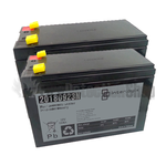 FireSmart 12Ah Trade Battery Twin Pack