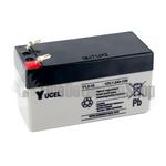 Yucel 12v 1.2Ah Sealed Lead Acid Battery