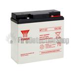 Yuasa (NP17-12) 12v 17Ah Sealed Lead Acid Battery