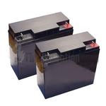FireSmart 17Ah Trade Battery Twin Pack