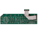 Morley-IAS 795-102-80 80 Zone LED Card w/ PCB, Ribbon Cable, Zone Number Labels & Fixings