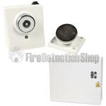 Doormouse DR87-0370-24vdc Magnetic Fire Door Retainer w/ PSU