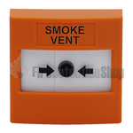 STi Orange Smoke Vent Release Call Point