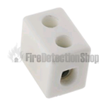 Single Ceramic Connector Block (pk 10)