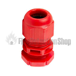 20mm Red Gland (pk 10)