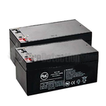 FireSmart 3.4Ah Trade Battery Twin Pack