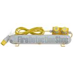 110V Waterproof LED Head Non-Corrosive Fitting 620mm