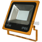 50W SMD LED Yellow Floodlight