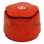 Banshee 902CHA6AO Excel Capsule Horn Sounder - Red