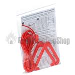 C-Tec Quantec NCP-13 Anti-bacterial Vinyl Ceiling Pull Cord Accessory Pack