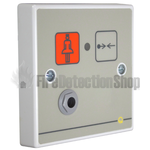 C-Tec Quantec QT602E Icon Label Call Point (button reset)