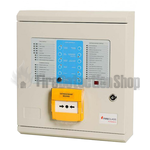 Fireclass Prescient 3 Gas Extinguishant Control Panel