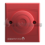 Identifire 10-1010RSX-S TriTone Sounder Surface Mount - Red