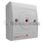 Identifire 10-2410RSX-S System Connection Box, Surface Mount, White
