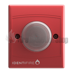 Identifire 10-1310RSW-S VID Beacon - Clear Lens