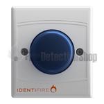 Identifire 10-1110WSB-S VID Beacon - Blue Lens