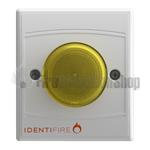 Identifire 10-1310WSA-S VID Beacon - Amber Lens
