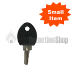 Morley ZX Fire Panel Door Key