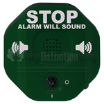 STI 6400-G Green Exit Stopper Multi function Door Alarm