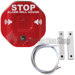 STI 6402 Double Door Exit Stopper Multi function Door Alarm