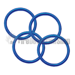 Blue Hose O' Ring (Pack of 125)