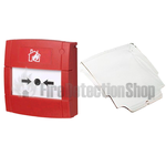 KAC MCP3A-R000SG01 Surface Conventional Call Point w/ 30v Contacts w/ Lift Up Protective Cover