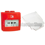 KAC WCP1A-R470SG01 Weatherproof IP67 Conventional Call Point w/ Lift Up Protective Cover