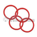 Red Hose O' Ring (Pack of 125)