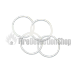 White Hose O' Ring (Pack of 120)