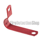 FireSmart 13mm Red P Clip (2.5mm 4 Core) - Pack of 50