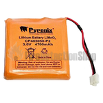 Pyronix Enforcer BATT-RKP1 Battery for Wireless Arming Station