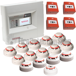 Nittan Evolution EV-KIT-19 Small Install Fire Alarm Kit