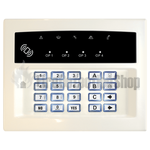 Pyronix Enforcer LEDRKP/WHITE-WE Two-way wireless Arming Station