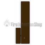 MC1/SHOCKBR-WE Vibration Window Sensor (brown)