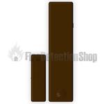MC1MINIBR-WE Mini Door Contact (Brown)
