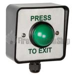 Paxton Weatherproof Exit Button