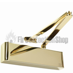 Responder TS.9205 Door Closer - Electro Brass