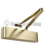 Responder TS.9205 Door Closer - Satin Brass