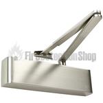 Responder TS.9205 Door Closer - Satin Nickel Plate