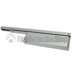 Rutland TS.11204 - EN2-4 Cam Action Slide Arm Door Closer - Silver