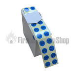 Blue Fire Extinguisher 2020 Gauge Dots (x1000)