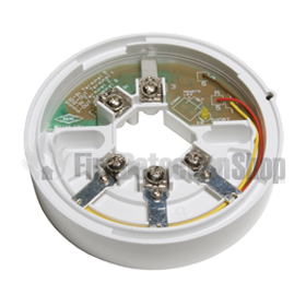 Evolution Addressable Detector Base c/w Isolator
