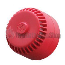 Fulleon ROLP-SV-R-3 Roshni Conventional Low Profile Sounder (Red)