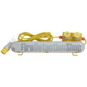 110V Waterproof Emergency LED Head Non-Corrosive Fitting 620mm